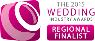 logo wedding industry awards 2015