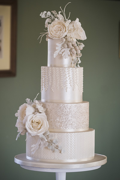 Im So Pleased I Chose The Pretty Cake Company And Was Completely Thrilled With My Beautiful All Guests Commented On How It